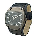 Kahuna Black Cuff Strap Gents Watch