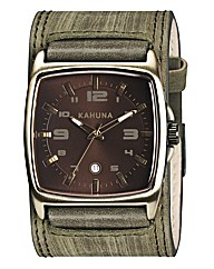 Kahuna Gents Stone Watch