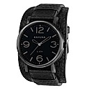 Kahuna Gents Oversized Black Watch