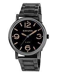Kahuna Gents Oversized Bracelet Watch