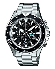 Casio Edifice Steel Bracelet Watch