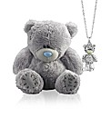 Me To You Pendant & Plush Teddy