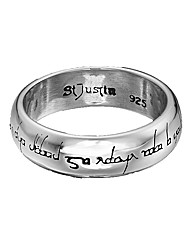 St Justin Elvish Friendship Ring
