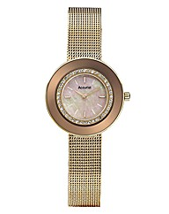 Accurist Ladies Mesh Bracelet Watch