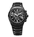 Citizen Eco-Drive Black Titanium Watch