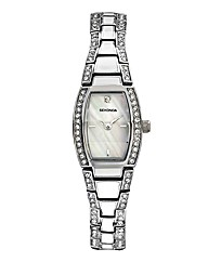 Sekonda Ladies SilverTone Bracelet Watch