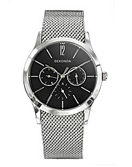 Sekonda Gents Mesh Bracelet Watch