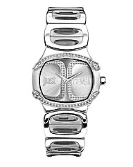 Just Cavalli Open Bracelet Watch