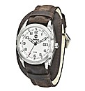 Timberland Gents Leather Strap Watch