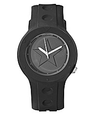 Converse Gents Black Strap Watch