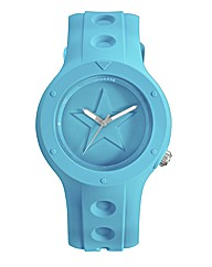 Converse Gents Blue Strap Watch