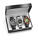Gents Three Piece Sports Watch Gift Set