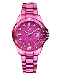 Toy Watch Metallic Watch