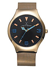 Toy Watch Gents Mesh Watch