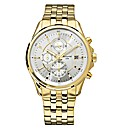 Accurist Gold-tone Chronograph Watch