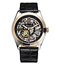 Kenneth Cole Gents Skeleton Dial Watch
