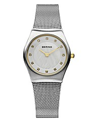 Bering Ladies Mesh Bracelet Watch