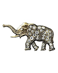 Cavendish French Vintage Elephant Brooch