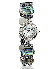 Coppercraft Magnetic Abalone Watch