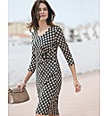Gerry Weber Spot Jersey Dress