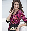 Gerry Weber Printed Knitted Cardigan