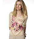 Gerry Weber Woven Front Printed Top