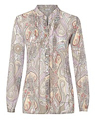 Gelco Paisley Print Over Shirt