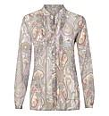 Gelco Paisley Print Over Shirt