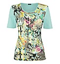 Gerry Weber Tiered-front Jersey Top