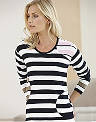 Gelco Stripe Knitted Jumper