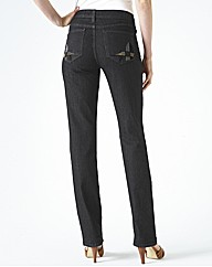 NYDJ Decorative Pocket Jeans