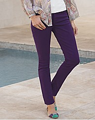 NYDJ Coloured Slim Leg Jeggings