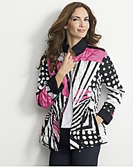 Basler Reversible Quilted Coat