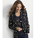 Basler Printed Blazer