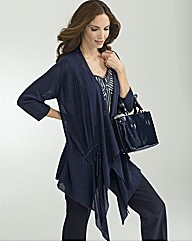 Chesca Waterfall Cardigan