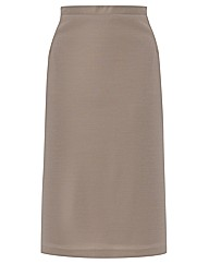 Gray & Osbourn Jersey Pencil Skirt