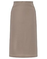 Gray & Osbourn Jersey Pencil Skirt