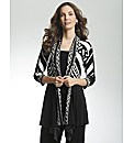 Joseph Ribkoff Printed Cardigan