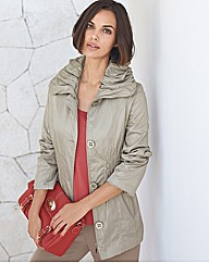 Gray & Osbourn Shiny Rain Jacket