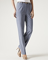 Michele Slim Fit Trousers 82cm
