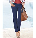 Michele Straight Comfort Trousers 74cm