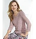 Gerry Weber Tape Knit Jumper