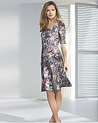 Gerry Weber Floral Print Jersey Dress