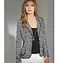 Gerry Weber Textured Stripe Blazer