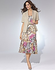 Gray & Osbourn Abstract Printed Skirt