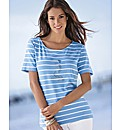 Gerry Weber Nautical Stripe Top