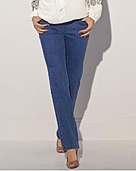 Zaffiri Slim Leg Denim Jeans 82cm