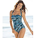 Swim Solutions Halter Neck Swimsuit