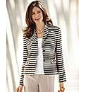Gerry Weber Woven Stripe Blazer