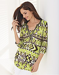Betty Barclay Tribal Printed Tunic